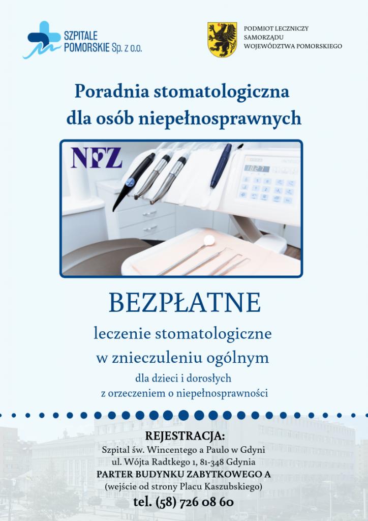 Stomatologia dla osób niepełnosprawnych