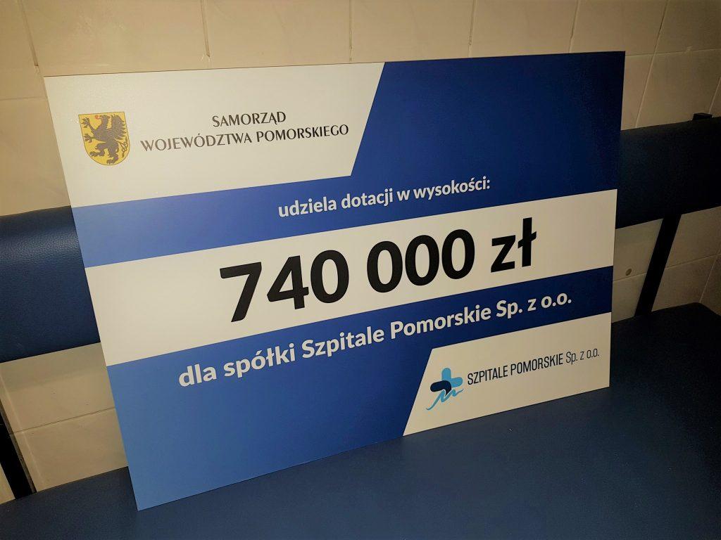Przyznanie środków finansowych na skradziony sprzęt medyczny